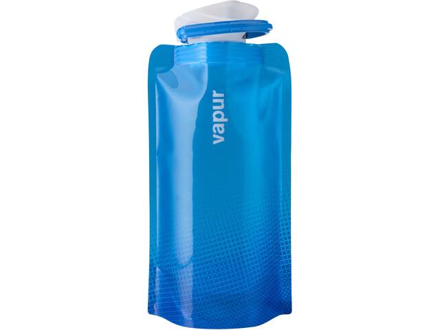 Vapur Shades Drinking Bottle 500ml cyan bue